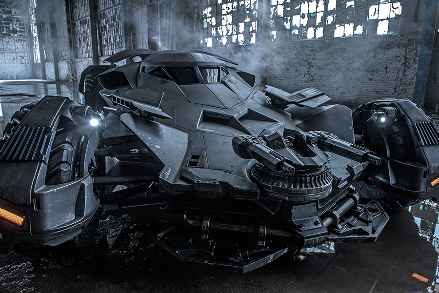 Batmobile batmovil Batman v Superman