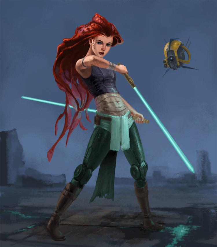 Jedi Ariel