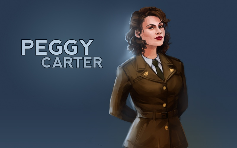 Agent Carter Gallery