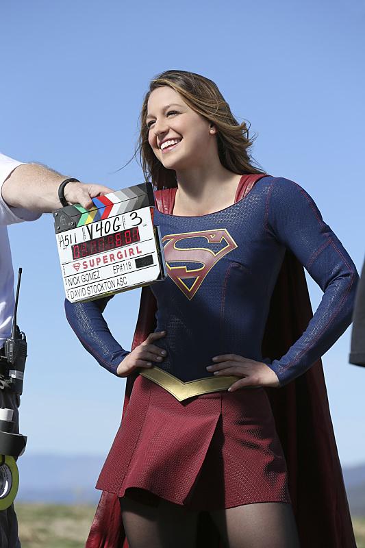 """Supergirl """"Worlds Finest"""""""