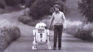 R2-D2 Creator Tony Dyson