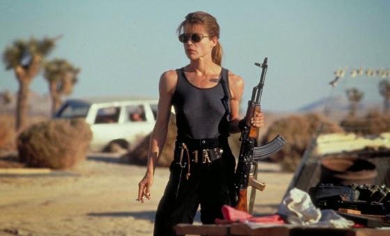 Sarah Connor The Terminator