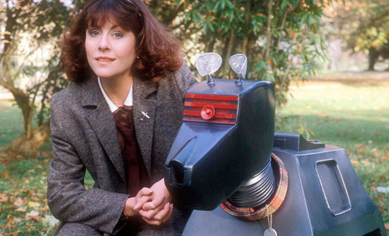 Sarah-Jane Smith Doctor Who