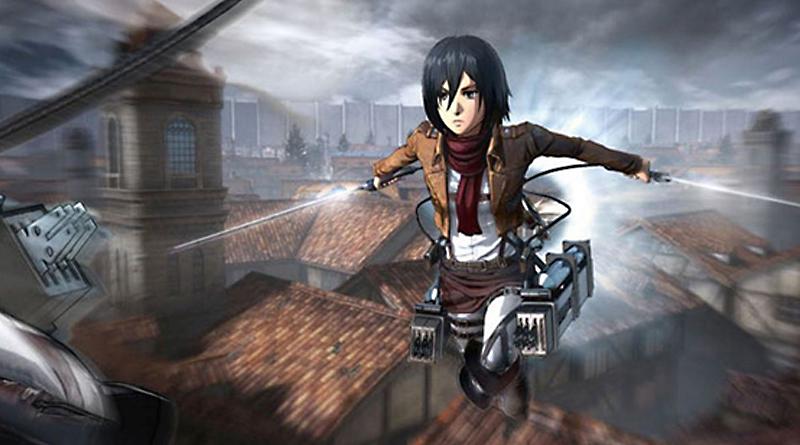 Attack on Titan Game Trailer