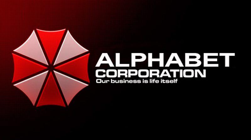 Google Alphabet and The Dawn of Umbrella Corporation