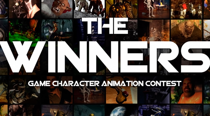 And the Winners are… Reallusion iClone 2015 Game Character Animation Contest