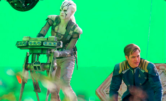 Star Trek Beyond New Set Video