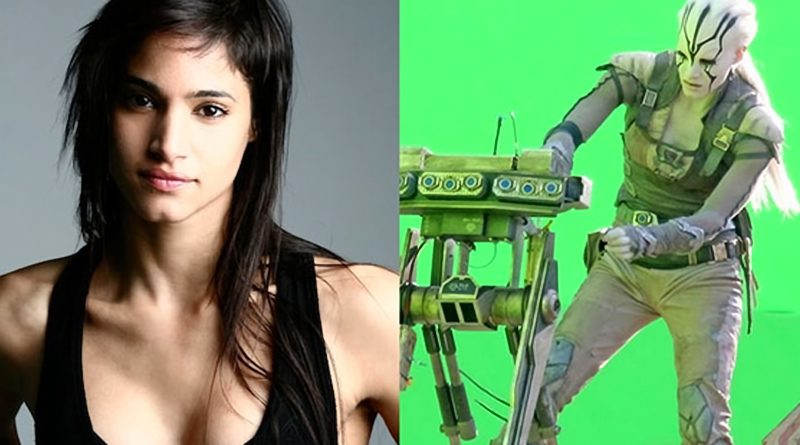 Star Trek Beyond New Set Video Shows An Unrecognizable Sofia Boutella