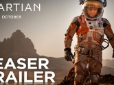 The Martian Epic Matt-Damon-Lost-in-Space Trailer