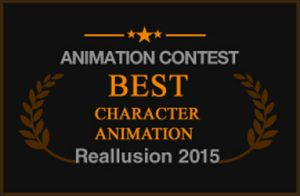 Best Character Animation: Alvin Snerling