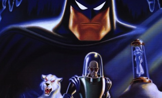 Batman Mr Freeze SubZero