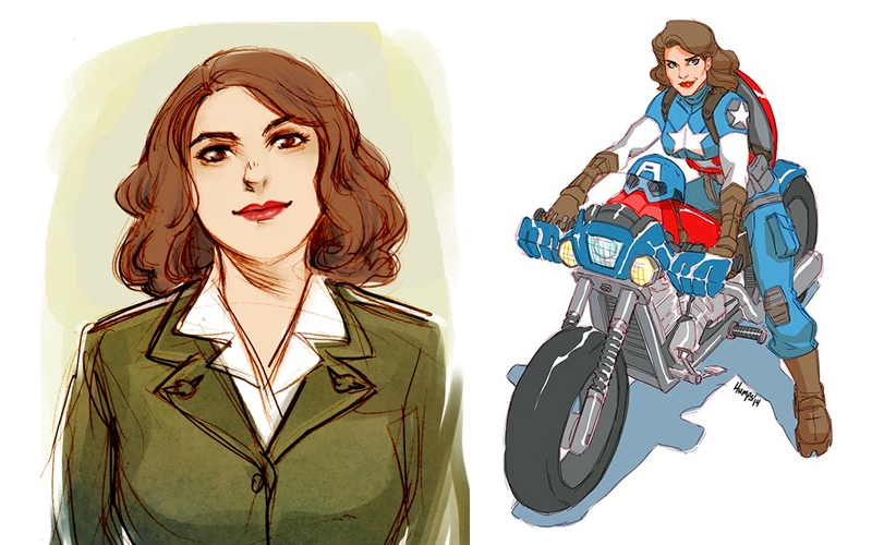 Marvel's Agent Carter Gallery
