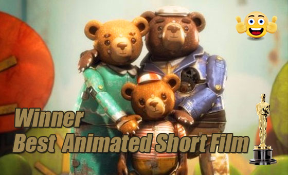 Bear Story Best Animated Short Film