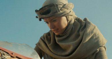 Star Wars: The Force Awakens International Trailer