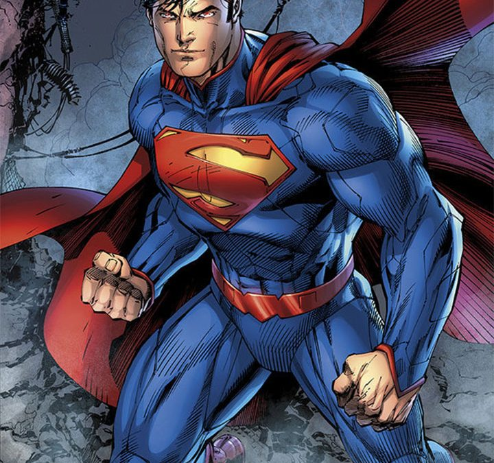 Happy Birthday Superman! Best Super Heroe Ever