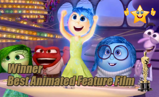 Best Animated Feature Films Inside Out