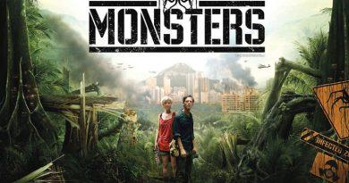 VFX Inside Indie Filmmaking - Monsters Movie