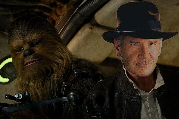 Indiana Jones 5 Steven Spielberg & Harrison Ford return!