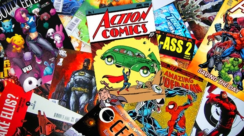 How to Take Care of Your Comic Books