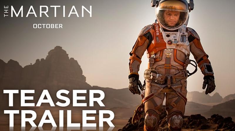 The Martian Epic Matt-Damon-Lost-in-Space Trailer