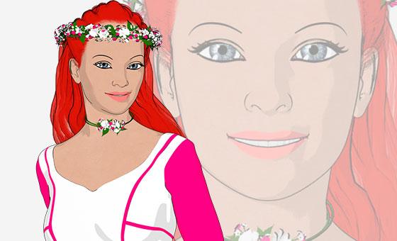 Introducing Princess Vania – Grafito Short Film