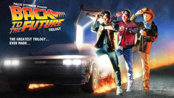 back to the future marathon 2015