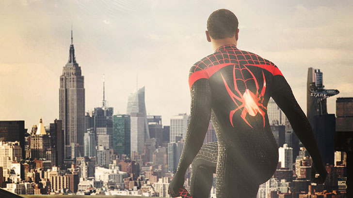 Spider-Man Lives: A Miles Morales Story – Fan Film