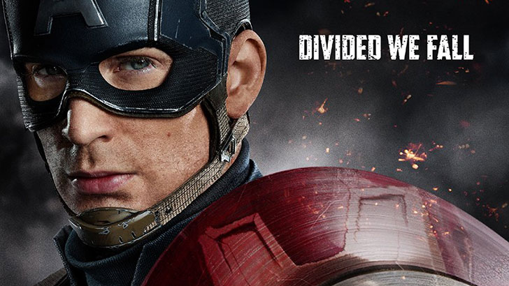 The Civil War Begins – Captain America: Civil War Trailer