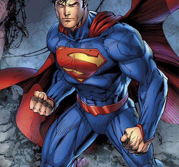 Happy Birthday Superman! Best Super Heroe Ever