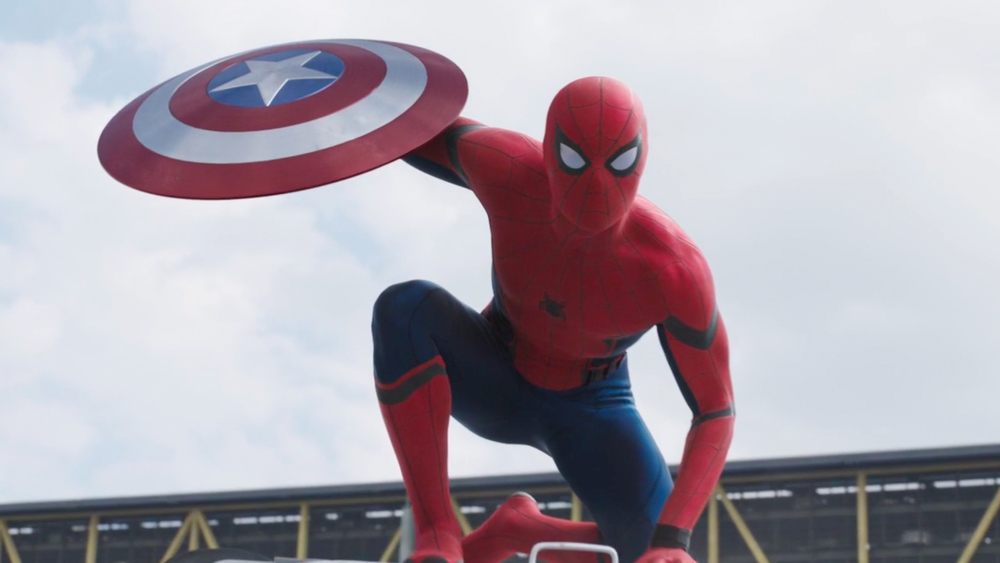 Spider-Man Civil War Unleashed in New Trailer