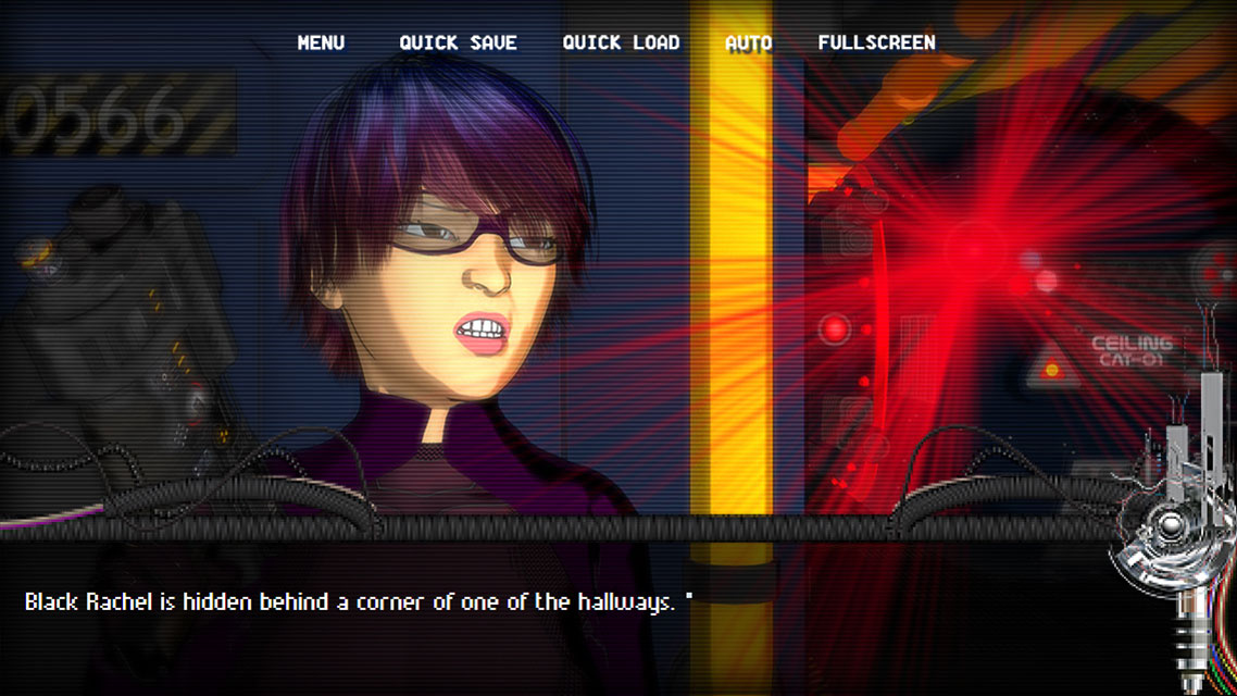 Visual Novel Gameplay Video Proof of Concept Hackers Conspiracy