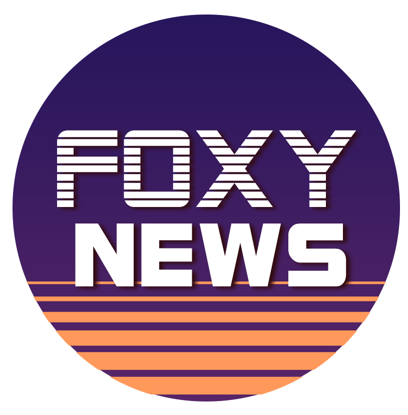 TV News Boadcast Logo