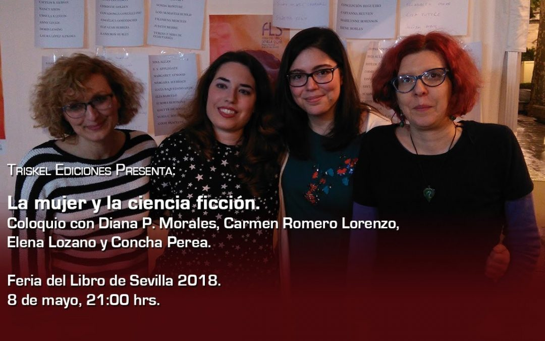 Women and Science Fiction – Feria del Libro de Sevilla 2018